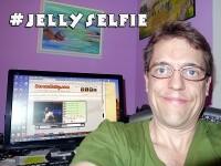 #JellySelfie