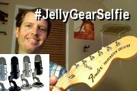#JellyGearSelfie