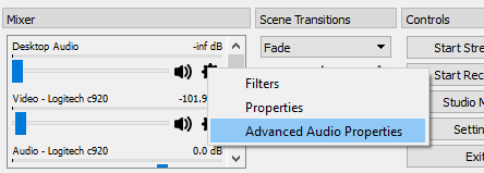 Fix Audio Sync in OBS | StreetJelly com Blog