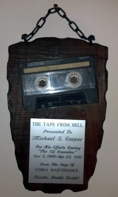 The Tape from Hell